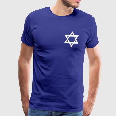 star_of_david - Männer Premium T-Shirt
