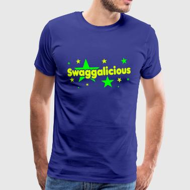Swaggalicious Stars - T-shirt Premium Homme