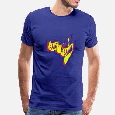 Cartoons Cartoon - Mannen Premium T-shirt