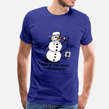 Suicide Girl winter_ade - Men's Premium T-Shirt