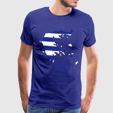 greece - T-shirt Premium Homme