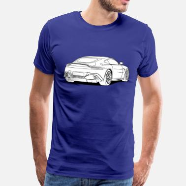Cool Sports Cool Sports Car - Men's Premium T-Shirt