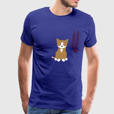 scratch - Men's Premium T-Shirt
