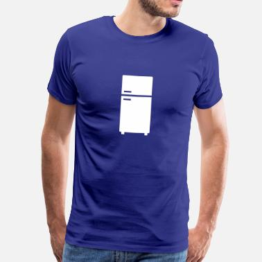 Freezer Refrigerator - Men's Premium T-Shirt