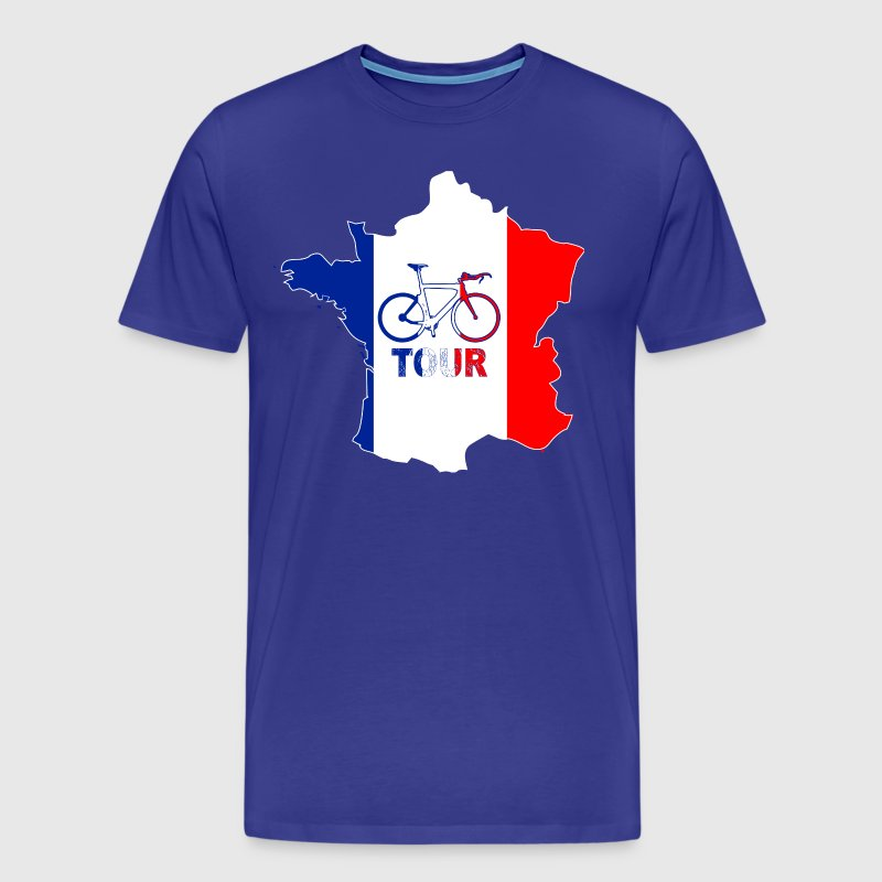Next cycling and cyclists - Men's Premium T-Shirt