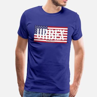 Team Usa Urbex Team USA - Männer Premium T-Shirt