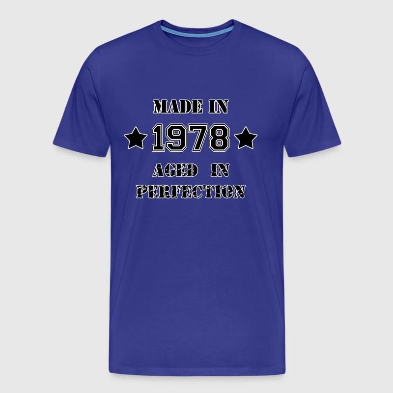 Made in 1978 - T-shirt Premium Homme