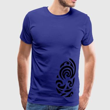 Maori Tattoo - Men's Premium T-Shirt