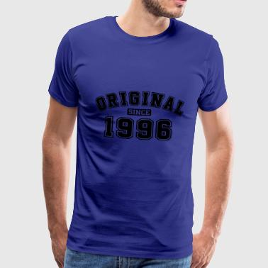 Original Since 1996 College Style - Men's Premium T-Shirt
