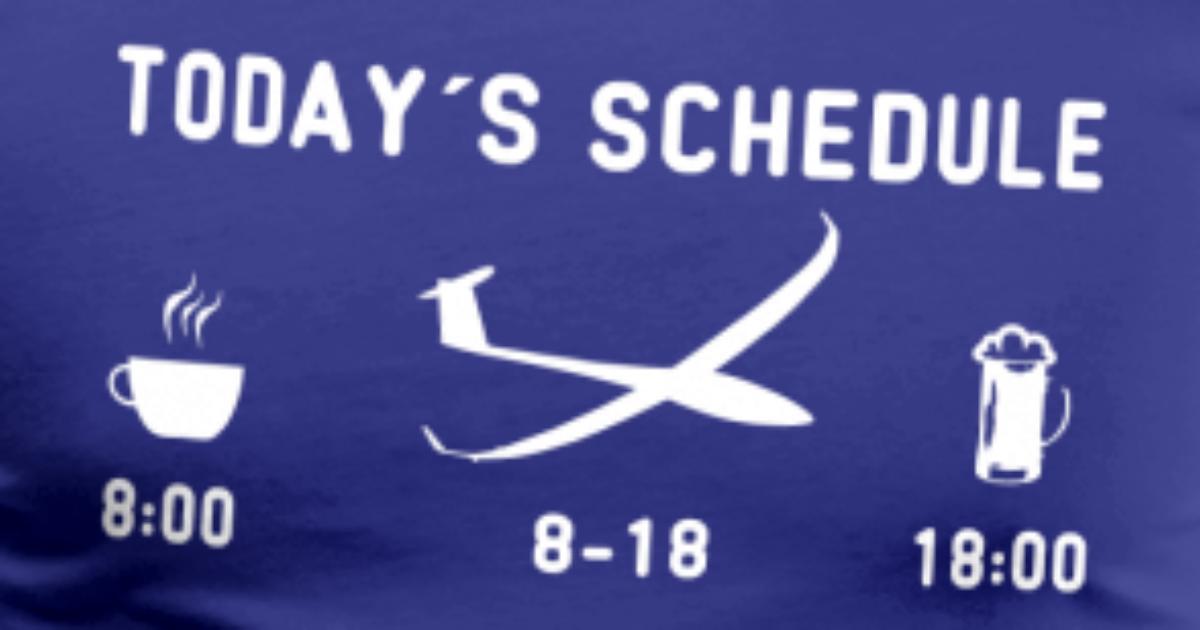 Maglietta con il mio piano per oggi volo a vela spreadshirt for Crea il mio piano personale