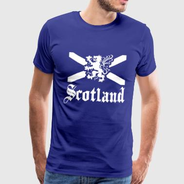 Edinburgh scotland - Men's Premium T-Shirt