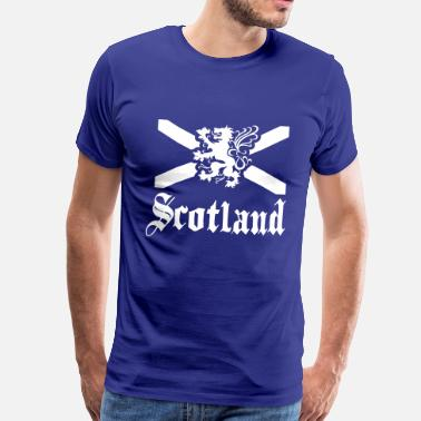 Scottish scotland - Men's Premium T-Shirt