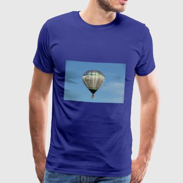 Balloon hot air balloon balloonist - Men's Premium T-Shirt