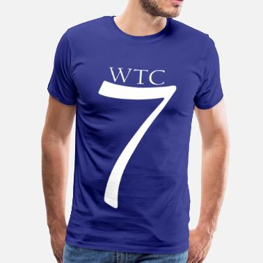 World Trade Center World Trade Center 7 - Premium-T-shirt herr