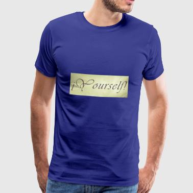 your - Men's Premium T-Shirt