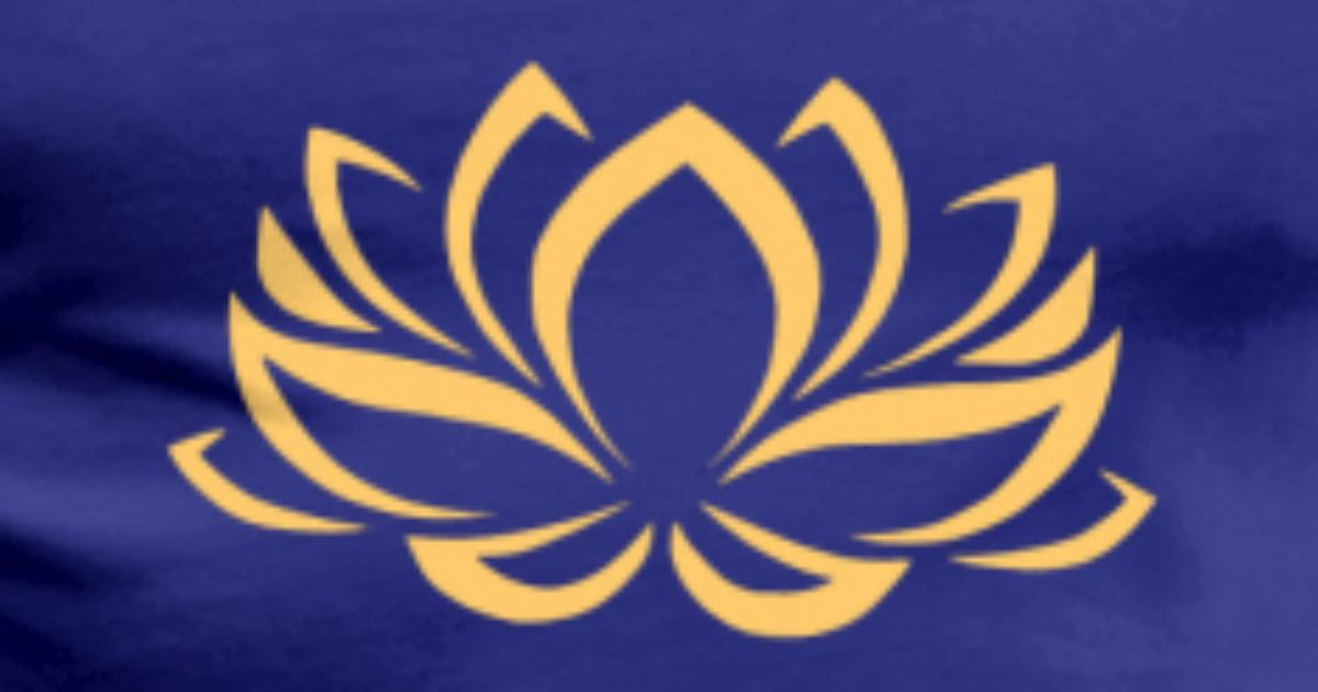 Lotus flower peace by teebazaar funny t shirts with spirit spreadshirt mightylinksfo