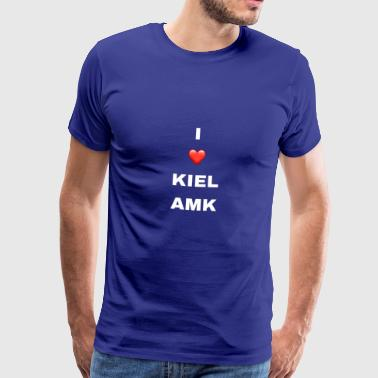 Kiel love - Men's Premium T-Shirt
