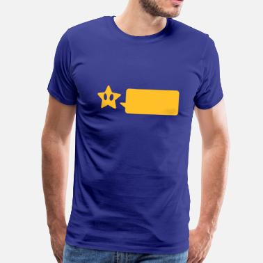 STAR SAYS - T-shirt Premium Homme