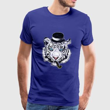 Big cats - tigres - T-shirt Premium Homme