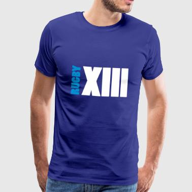 RUBGY XIII - T-shirt Premium Homme