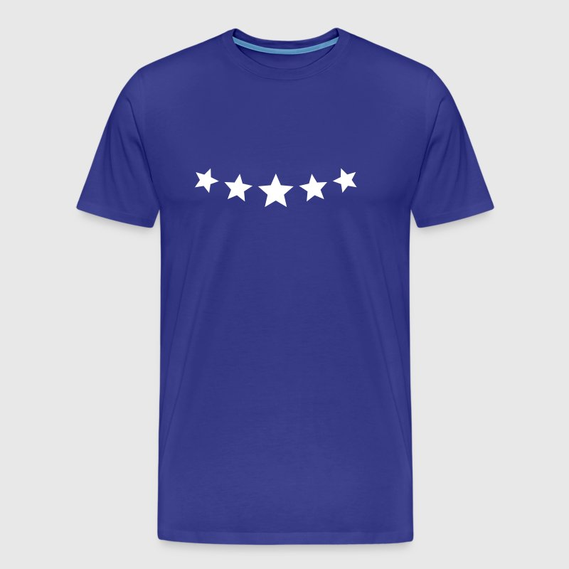 5 Star Award * Five Stars best winner Chef Cook  - Men's Premium T-Shirt