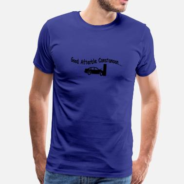 Good Afterble Constanoon - Men's Premium T-Shirt