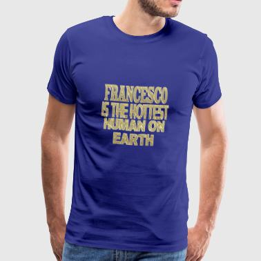 Francesco - Premium-T-shirt herr