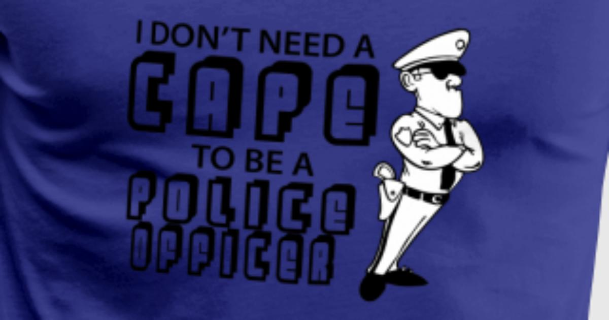 Polizist Beamter Geschenk Polizei Polzeibeamter von sebtheshortguy ...