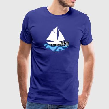 Sea For Yourself - Men's Premium T-Shirt