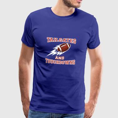 Hayons et touchdowns Family Football - T-shirt Premium Homme