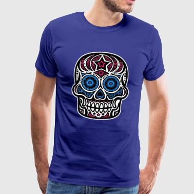 Skull design skull - Men's Premium T-Shirt