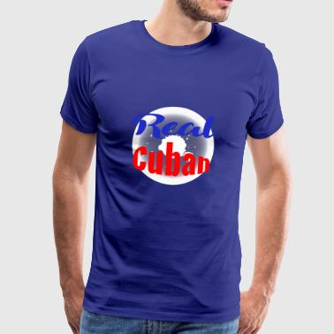Typical Real Cuban - Men's Premium T-Shirt