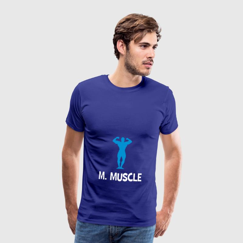 Monsieur Muscles ! - T-shirt Premium Homme