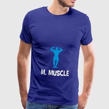 Monsieur Muscles Monsieur Muscles ! - T-shirt Premium Homme