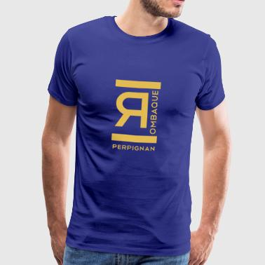 Perpignan Rombaque - Men's Premium T-Shirt