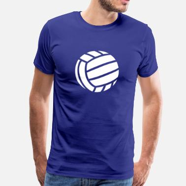 Volleyball Torneo Volleyball, Voleibol, Volleyeball, Ball - Camiseta premium hombre