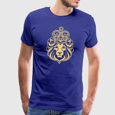 Lion of Zion - Männer Premium T-Shirt