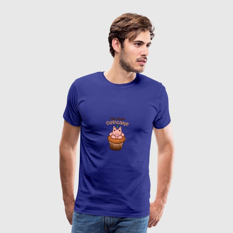 My little cupcake unicorn - Men's Premium T-Shirt