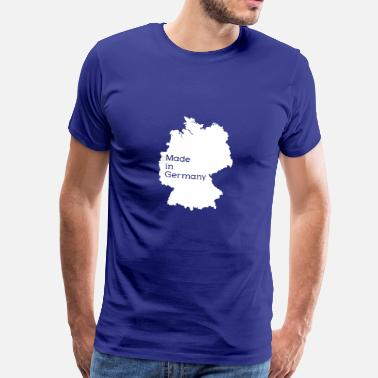 Made In Germany Made in Germany - Premium-T-shirt herr