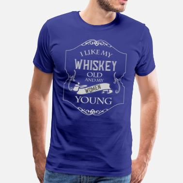 Whisky T-shirt de whisky - Whisky - Scotch - Bourbon - T-shirt Premium Homme
