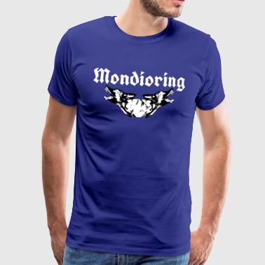 Mondioring, dog sports, dog head, dog , dog - Men's Premium T-Shirt