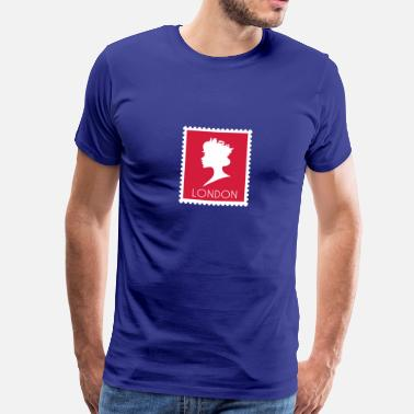 Queen London London - Men's Premium T-Shirt