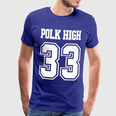 Al Bundy Polk High - T-shirt Premium Homme