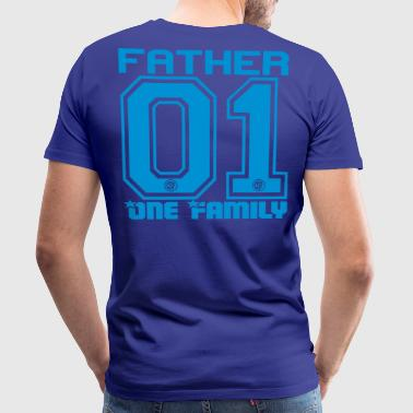 FATHER One Familiy - Männer Premium T-Shirt