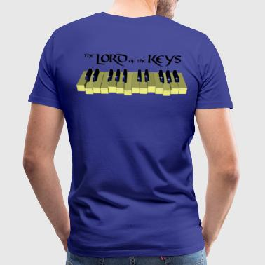 the Lord of the Keys 10 - Männer Premium T-Shirt