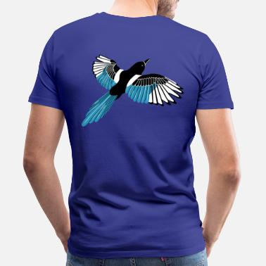 Magpie - Men's Premium T-Shirt