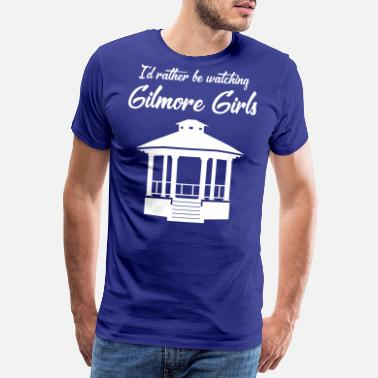 Rory Gilmore Girls Bandstand - T-shirt Premium Homme