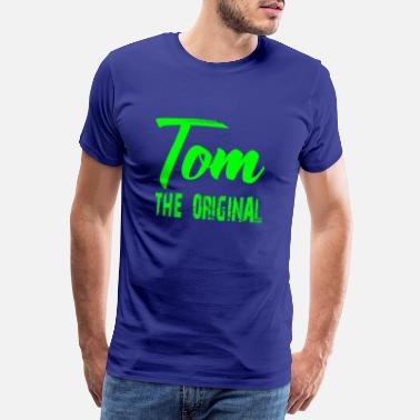 Name Tom - Men's Premium T-Shirt