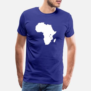 Africa Africa map - Men's Premium T-Shirt