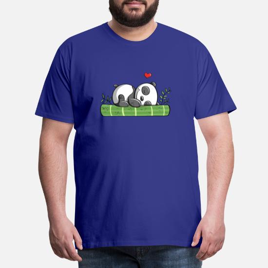 Panda beer droomt van liefde - Panda - Panda's - Strip